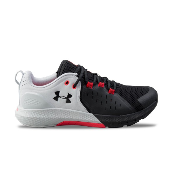 Under Armour Charged Commit 2 Black - White