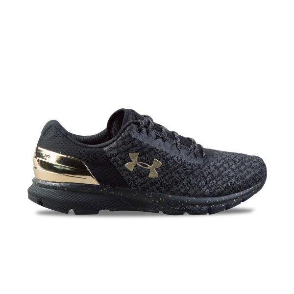Under Armour Charged Escape 2 Chrome Black - Gold