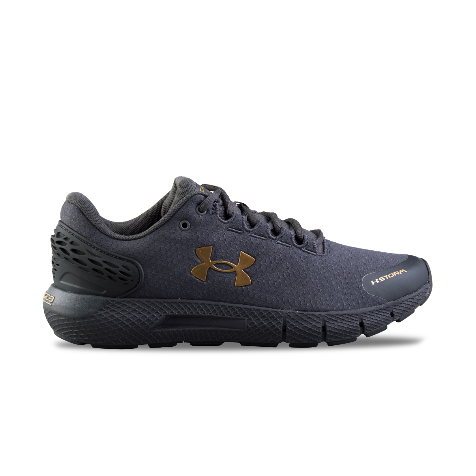 Under Armour Charged Rogue 2 Storm Black - Gold