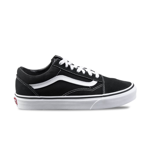 Vans Old Skool Black - White