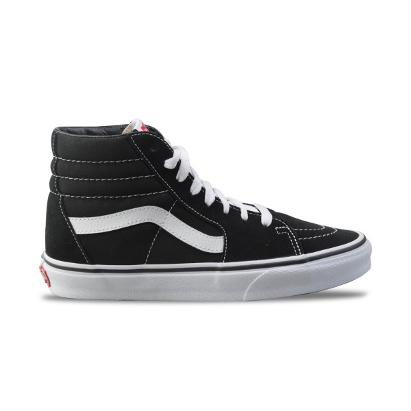 Vans Sk8 Hi Black - True White
