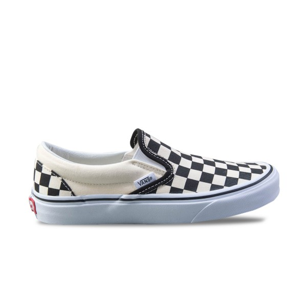 Vans Classic Slip-On Checkerboard Black - Beige