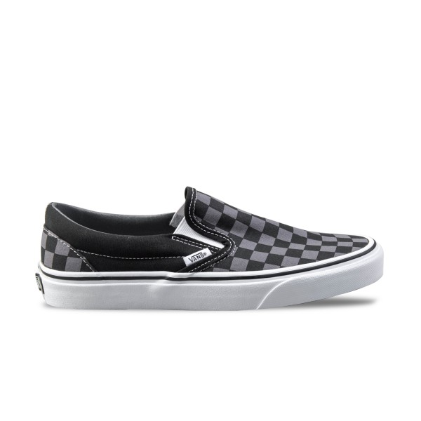 Vans Classic Slip-On Checkerboard Black - Grey