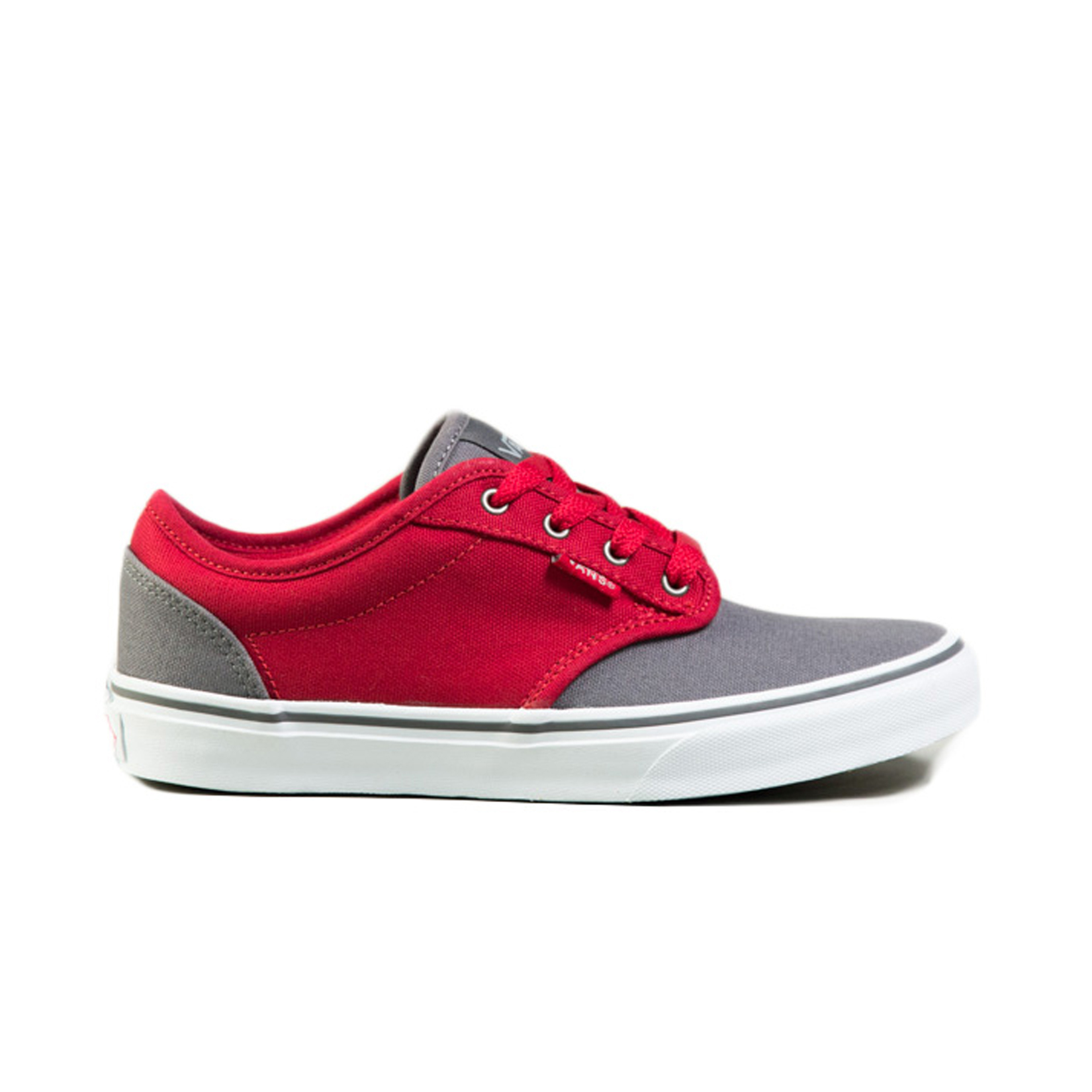 Unisex Shoes Vans Atwood Red - Grey