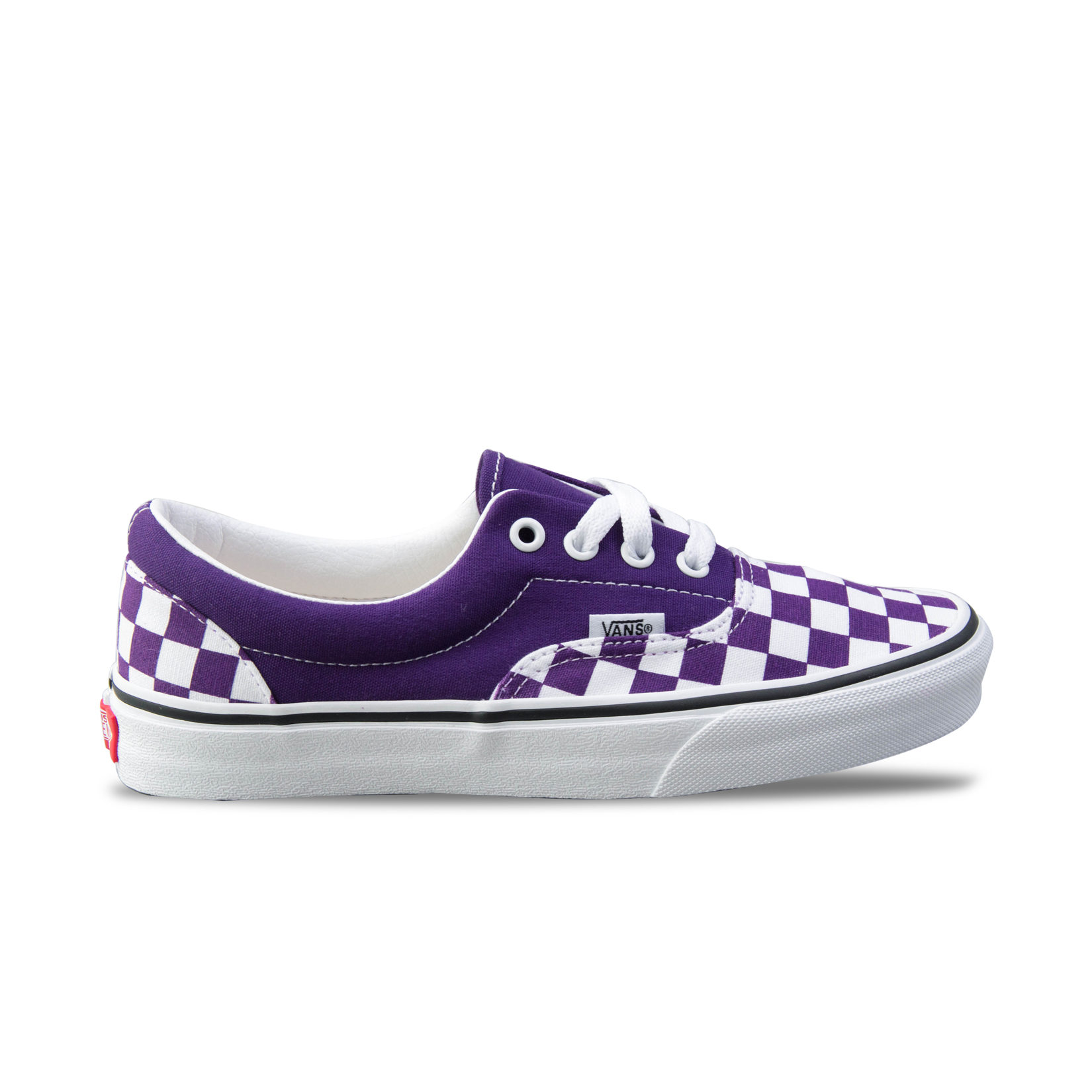 Vans Era Checkerboard Purple