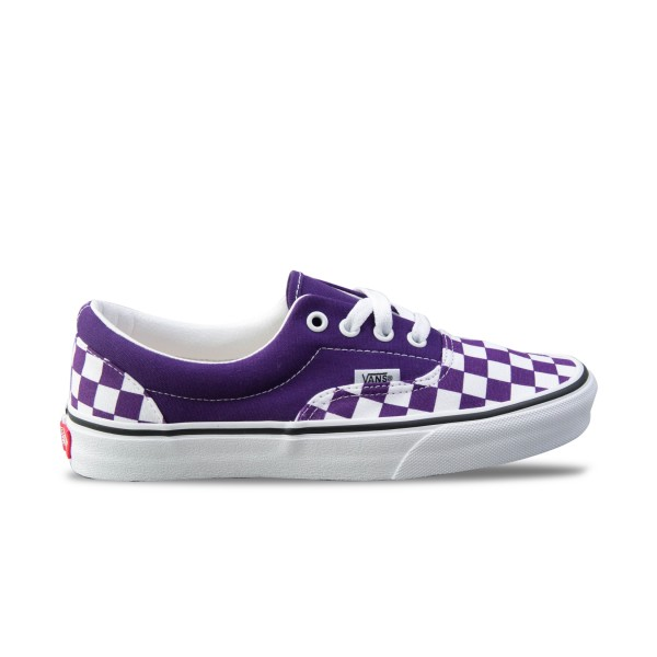 Vans Era Checkerboard Purple