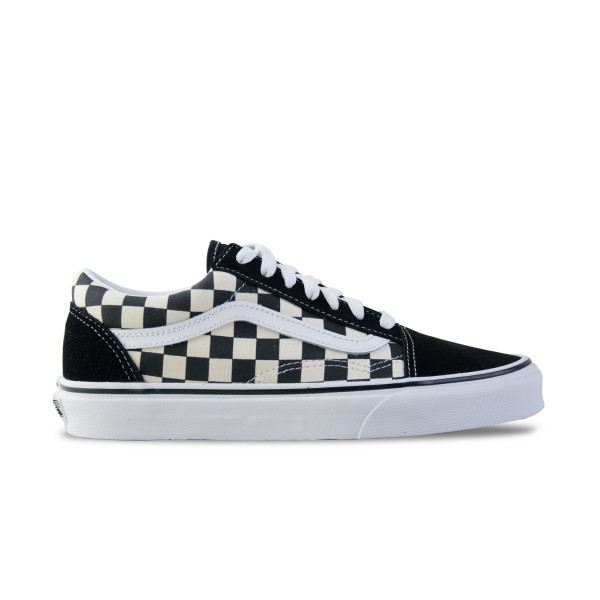 Vans Old Skool Primary Check Black