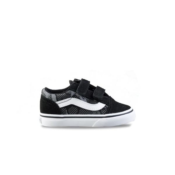 Vans Old Skool Pattern Camo Toddler