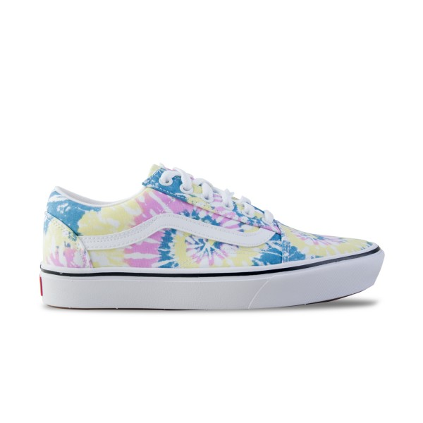 Vans Old Skool Comfycush Tie Dye Multicolor