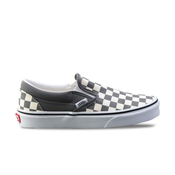 Vans Classic Slip-On Checkerboard Beige