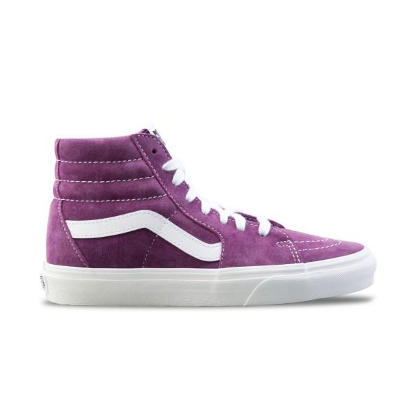 Vans Sk8 Hi Pig Suede Purple