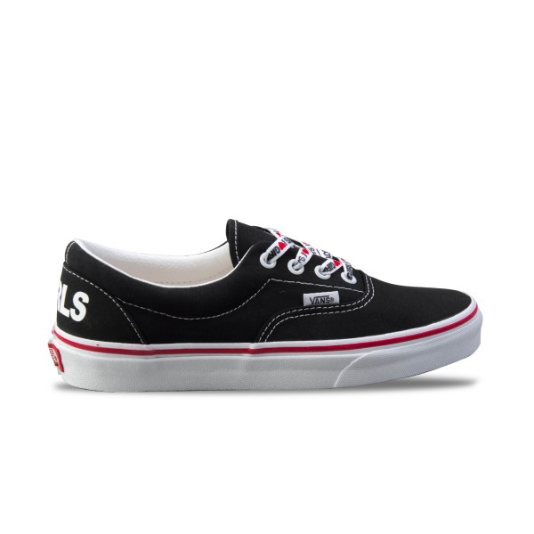 Vans Era I Heart Black