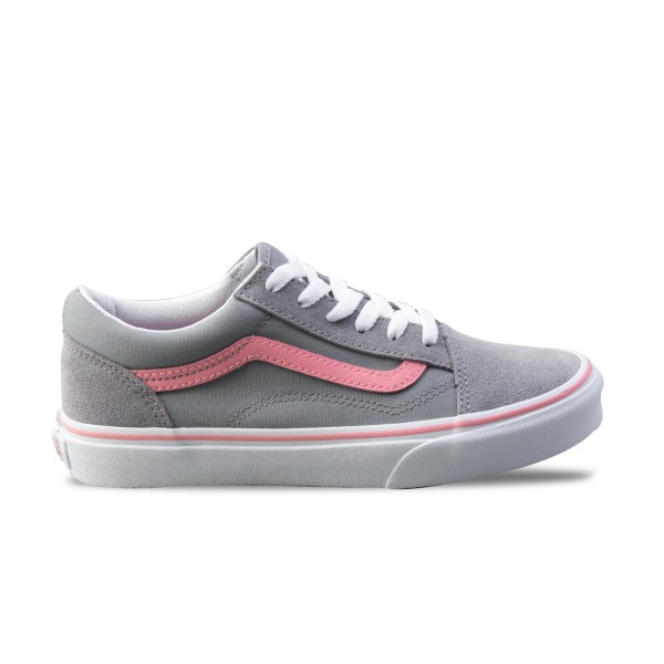 Vans Old Skool Grey - Pink