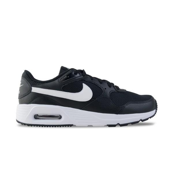 Nike Air Max SC Ανδρικό Παπούτσι Μαυρο - Λευκο