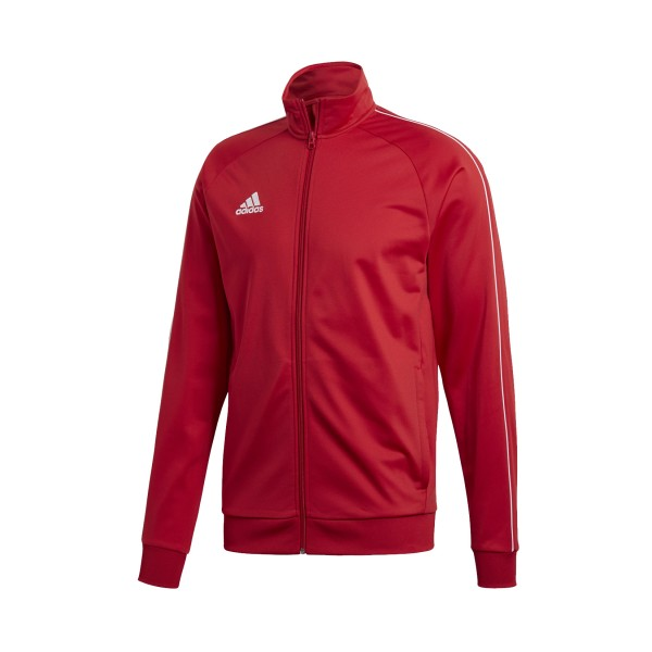 Adidas Core 18 Jacket M Red