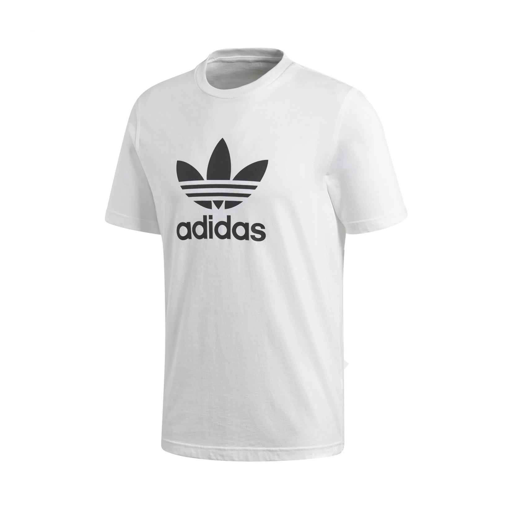 Adidas Originals Trefoil Classic Tee M White