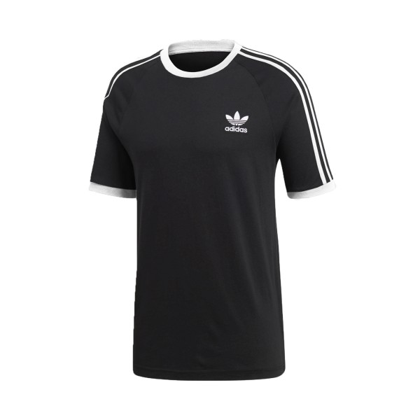 Adidas Originals 3-Stripes Tee M Black