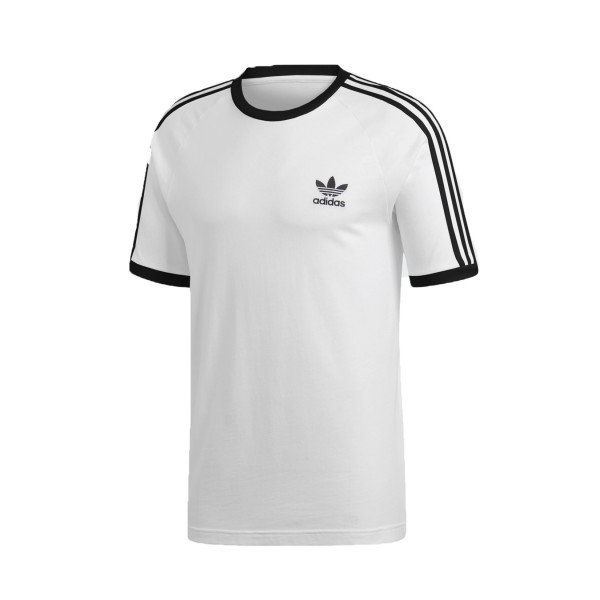 Adidas Originals 3-Stripes Tee M White