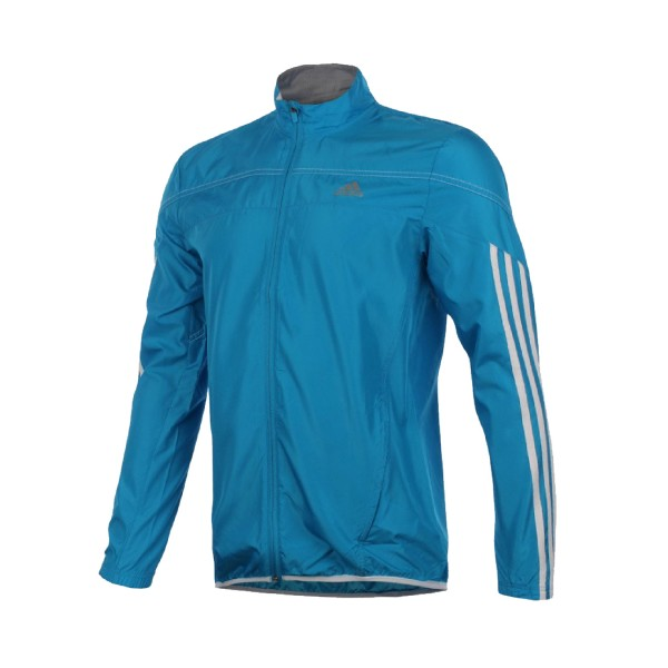 Adidas Response Wind Jacket Blue