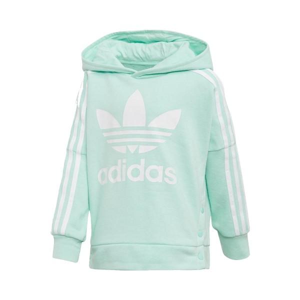 Adidas Originals Snap Hoodie Mint