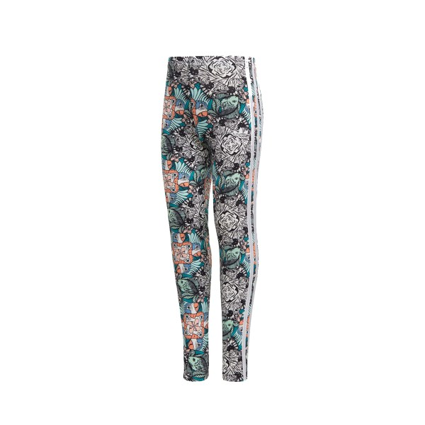 Adidas Originals L Zoo Leggings Multicolor