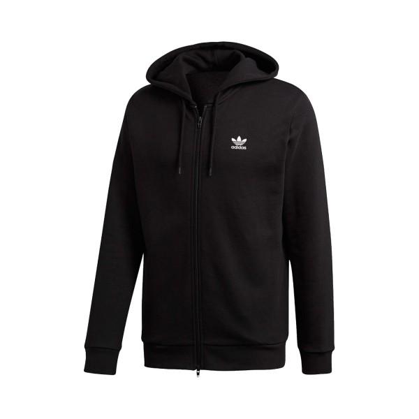 Adidas Originals Trefoil Hoodie M Black
