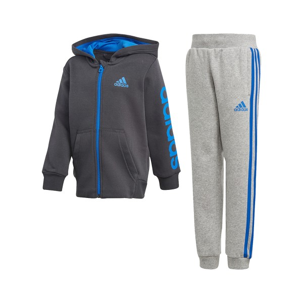 Adidas Originals Hojo Track Suit Grey - Blue