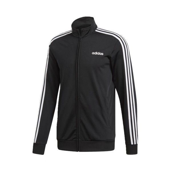 Adidas Essentials 3-Stripes Tricot Black