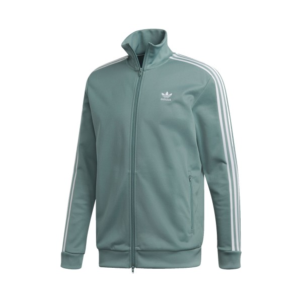 Adidas Originals Beckenbauer Track Top Green