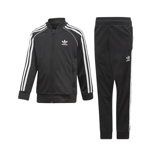 Adidas Originals Supestar Track Suit Black