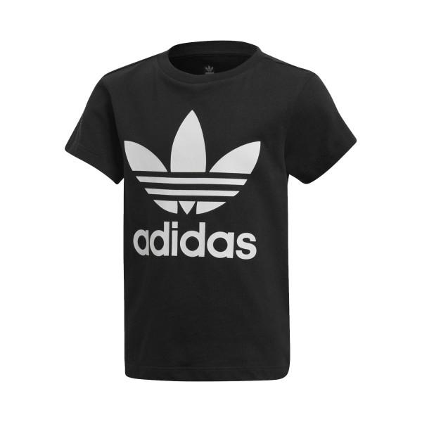 Adidas Originals Trefoil Tee Logos T-Shirt Black