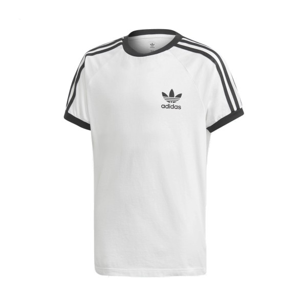 Adidas Originals 3-Stripes Youth Tee White