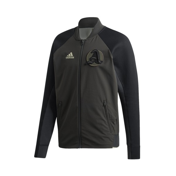 Adidas  New York VRCT Jacket M Green - Black