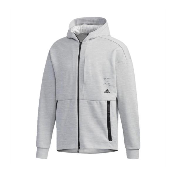 Adidas Performance Adidas Id Hoodie Grey