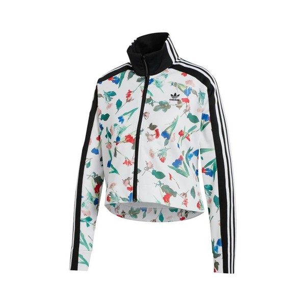 Adidas Originals Allover Print Track Jacket Multicolor