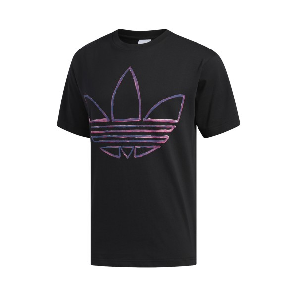 Adidas Originals Watercolor Tee Black