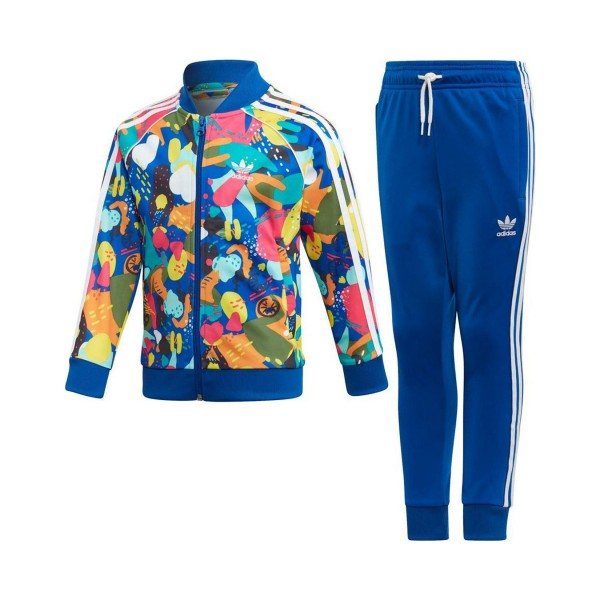 Adidas Originals Supestar Track Suit Blue - Multicolor