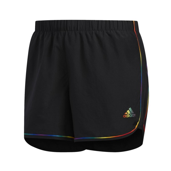 Adidas Performance Marathon 20 Pride Shorts Black