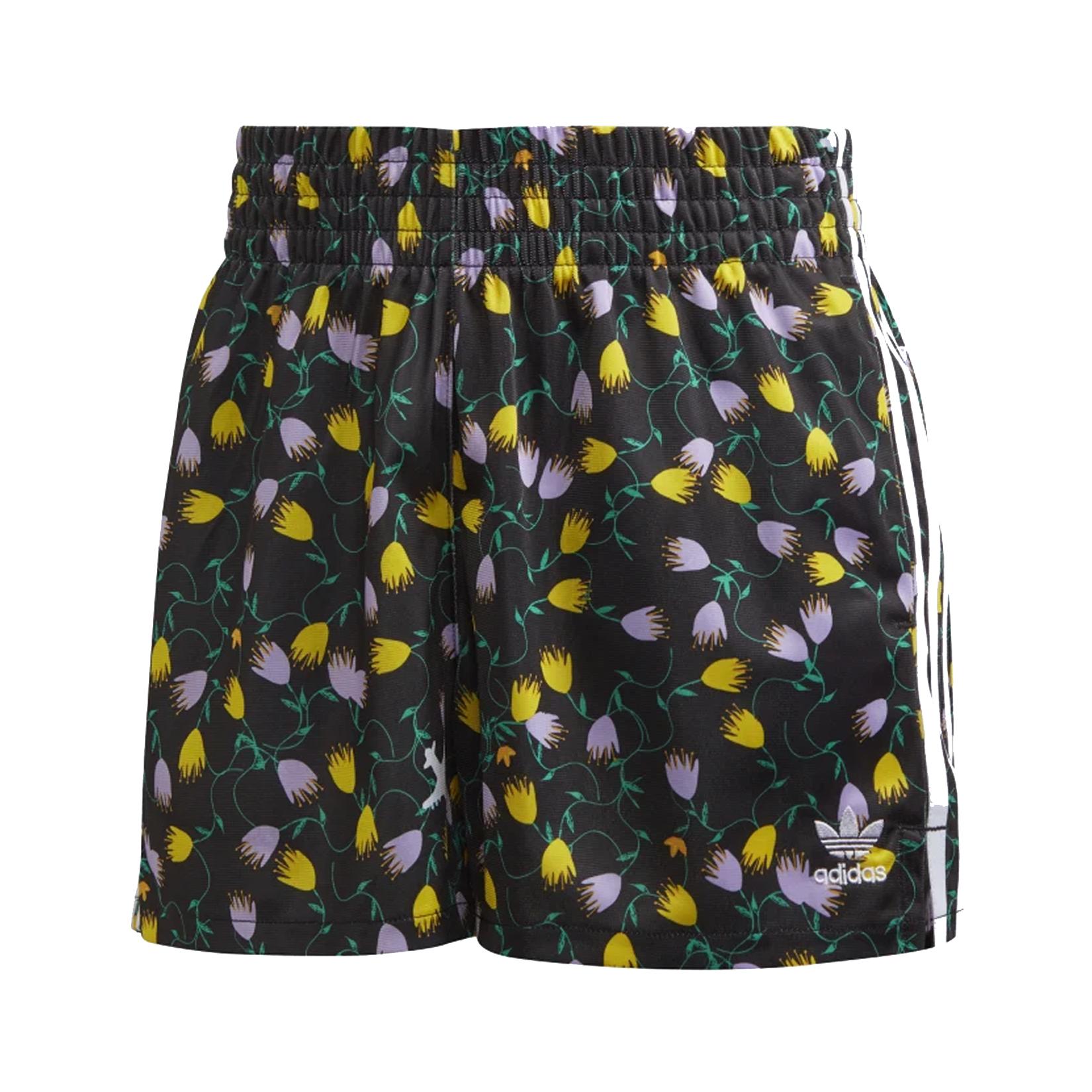Adidas Originals 3-Stripes Allover Print Floral