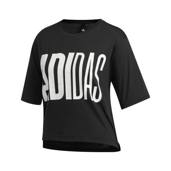 Adidas Logo Tee T-Shirt Black