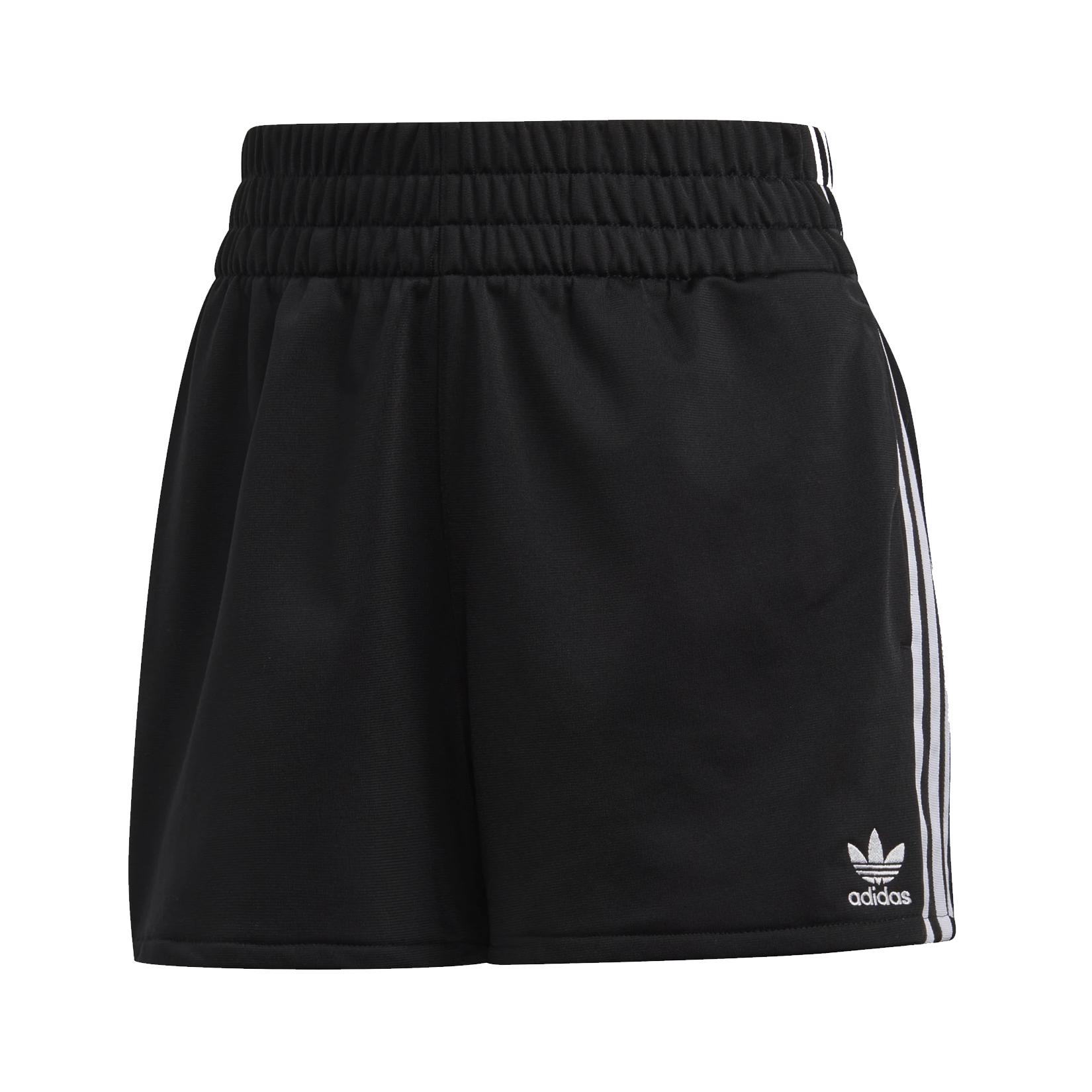 Adidas Originals 3-Stripes Shorts Black