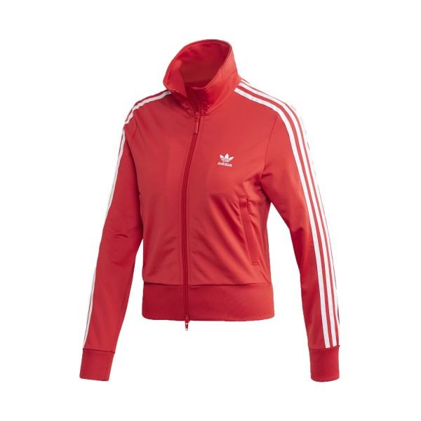 Adidas Originals Firebird Track Top Red