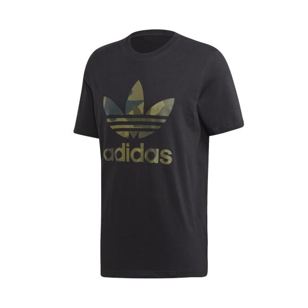 Adidas Originals Camouflage Tee Black
