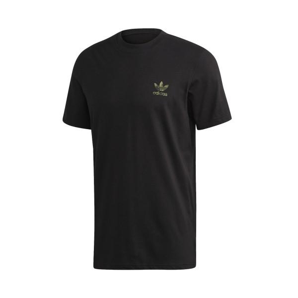 Adidas Originals Essential Tee Camouflage Black