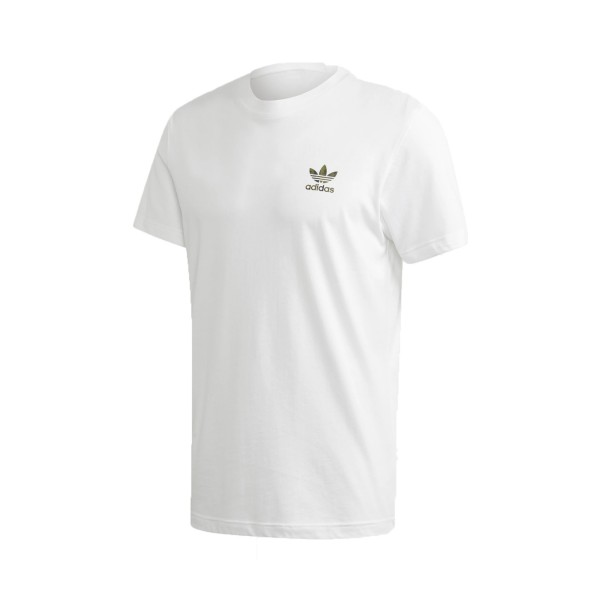 Adidas Originals Essential Tee Camouflage White