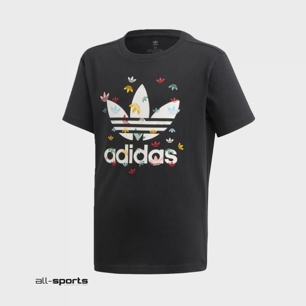 Adidas Originals Tee Logos T-Shirt Black