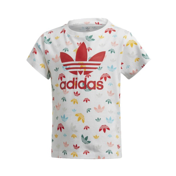 Adidas Originals Tee T-Shirt White