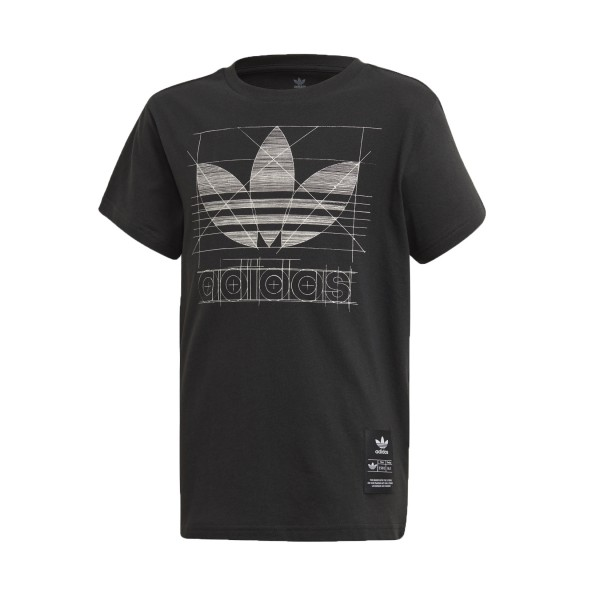 Adidas Originals Graphic Tee Logo Black