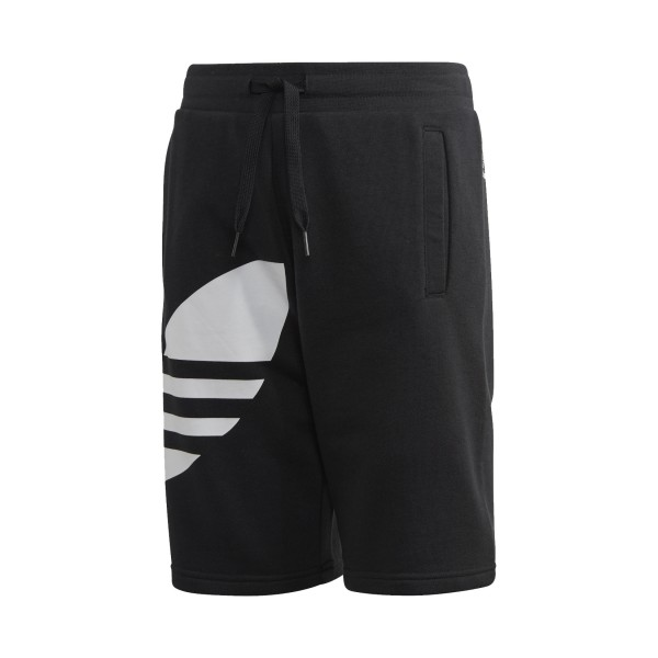 Adidas Originals Big Trefoil Shorts Black