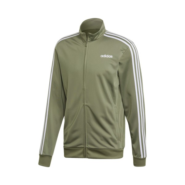 Adidas Essentials 3-Stripes Tricot Khaki